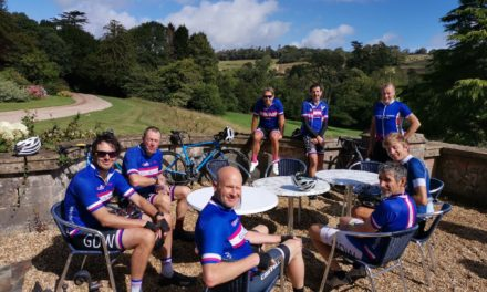GDW Club Ride – Sun 13th Sept
