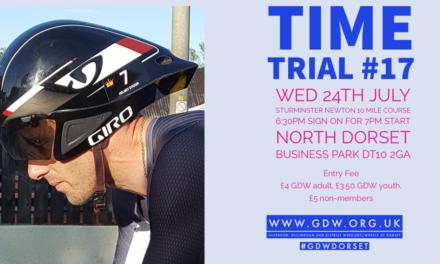 GDW Time Trial #17 – Sturminster Newton