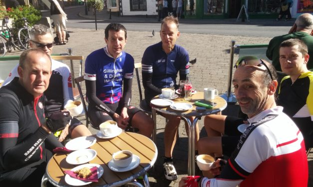 Club Rides – Sat 10th Oct