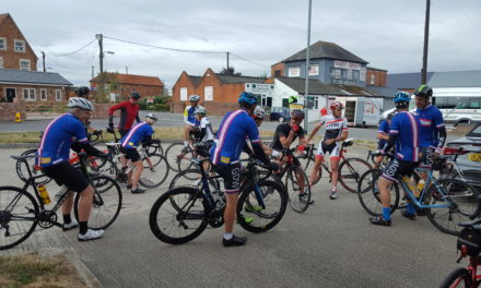 Club Rides – Saturday 18th July