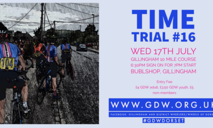 GDW Time Trial #16 – Gillingham