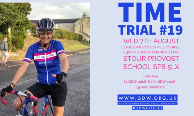 GDW TIME TRIAL #19 – STOUR PROVOST