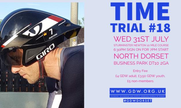 GDW Time Trial #18 – Sturminster Newton