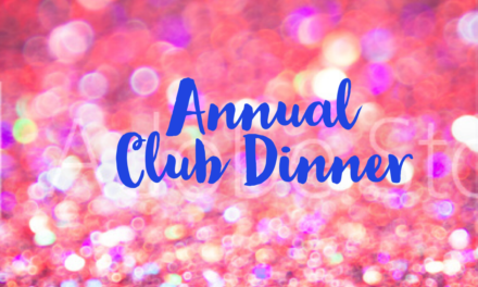 Gillingham Wheelers Annual Dinner 2019