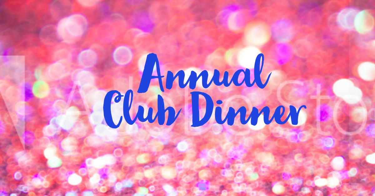 Gillingham Wheelers Annual Dinner 2019