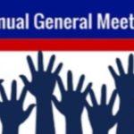 Annual General Meeting – Wed 3rd November 2021