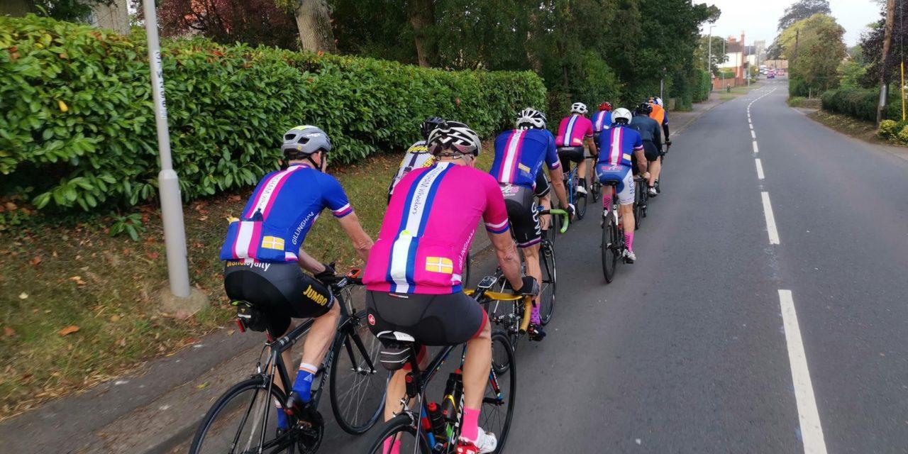 Club Rides – Saturday 9th October 2021