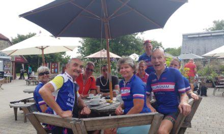 Club Rides – Sat 15th August 2020