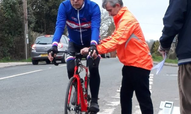 Open Time Trial – 7th March 2020