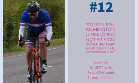 Time Trial #12 – Kilmington