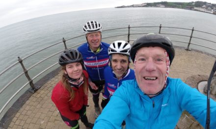 Vinces Swanage Ride