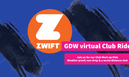 GDW Virtual Club Ride – Sat 3rd October