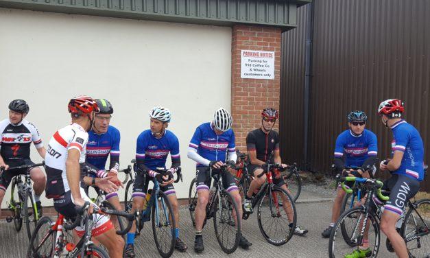 Sat 1st Aug Club rides
